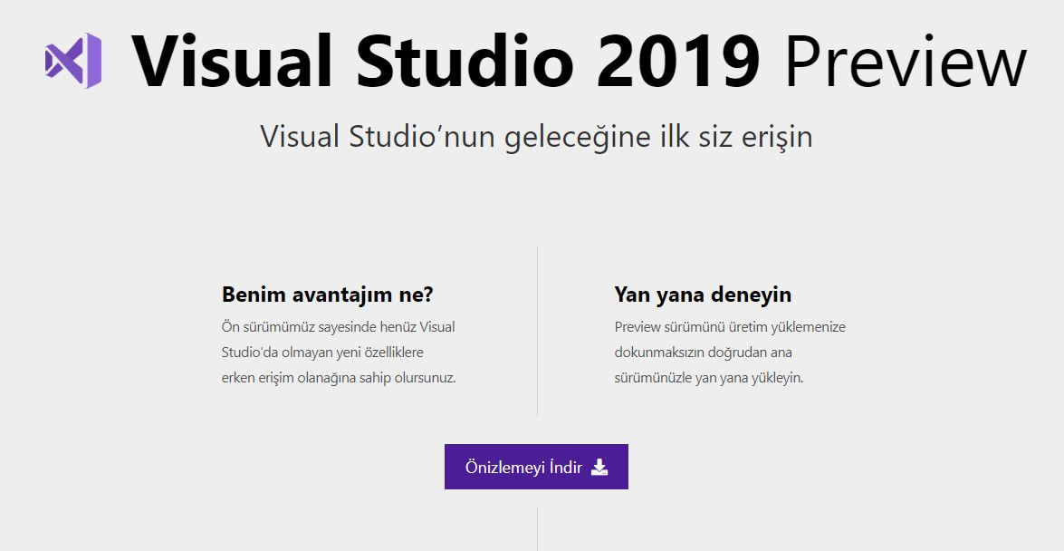 Visual studio 2019 download